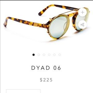 Brand New Westward Leaning Dyad 06 Sunglasses